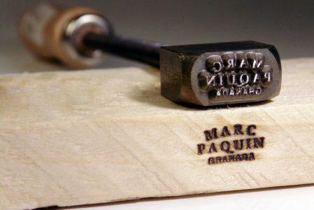 Poinçon ou sceau de luthier