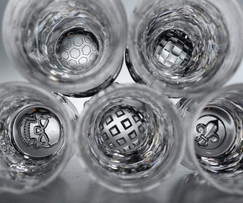 Segells per marcar vidre calent